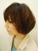 ヘアメイク パッセージ 千歳船橋店(hair make passage)ゆるふわボブ