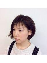 レユニオン(reunion hair)ボブ 【reunion hair】パーマスタイル