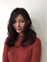 ビューメゾン(BEAU MAISON)篠原涼子風☆大人女子ナチュラルロング
