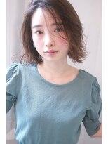 kico☆毛先パーマ×フレンチボブ×大人かわいいヘアカタ
