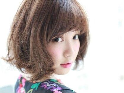 アグ ヘアー バレッタ 梅田4号店(Agu hair barretta)の写真