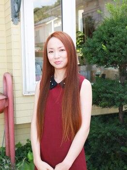 ヘアースタジオ エム(HAIR STUDIO M)の写真/うるつや感が長持ちする!こだわりのトリートメントが大人気◎髪の内側から健康で美しい髪に♪
