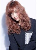 ヘアー ピープル(Hair People)ノーブルカラー&デジタルパーマ【HAIR PEOPLE原宿×藤森】