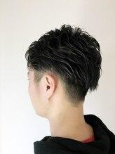 ヘアーズルーム 風(Hair's room fuu)ビジネス メンズパーマヘア