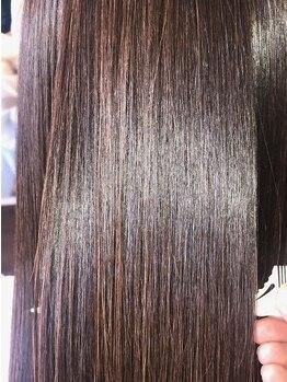 カーサ(CASA)の写真/丁寧なカウンセリングで大人女性の髪のお悩みを解決し、高い技術で再現性の高いスタイルをご提案致します☆