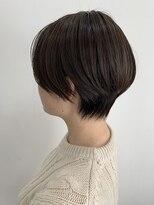 《hair make No.8・中村》簡単スタイリングショート