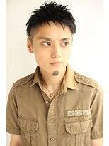 モテ髪☆ツーブロック刈り上げ☆