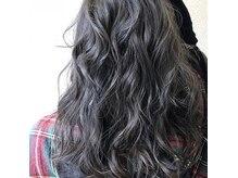 ヘアードクターサロン ジン(hair doctor salon JIN)の雰囲気(バレイヤージュ、外国人風などのWカラーも得意分野です。)