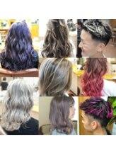 ピア スポットあなたはどんな髪にしたいですか?