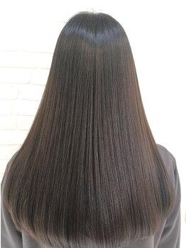 ハナガタ トピレック店(HANAGATA)の写真/話題のオーダーメイドトリートメント『オージュア』導入☆ダメージケア&エイジングケアで憧れの美髪へ♪