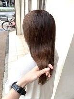 エイミーバイアフロート(amie by afloat)【結城】夏のケアはこれで決まり☆艶髪で見た目年齢-5歳髪!