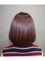 Bob × Lavender pink +TOKIO Tr.
