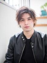 ワイルド系メンズパーマ【行徳】