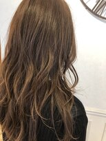 ヘアーサロン リアン 熊谷2号店(hair salon Rien)やっぱり愛されブラウンベージュ