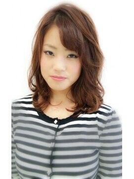 大賀 ヘアビューティ(Oga Hair beauty)秋カラー☆