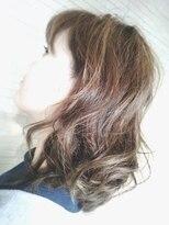 ヘアーアンドリラクゼーション ラシック(Hair&Relaxation LA.CHIC)スモーキーベージュ