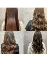 セブン ヘア ワークス(Seven Hair Works)[ロング]カラーコース