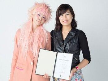 ヘアメイクミワ(HAIR+MAKE MIWA)の写真/西日本最大級美容コンテストの[アジアビューティーコングレス]で受賞歴を持つ実力派スタイリストが在籍☆