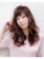 ムード 金沢文庫 hairdesign&clinic mu;d形状記憶ウェーブ