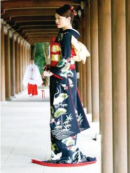 ウレア(ulea)の写真/【さっぽろ駅すぐ☆】専門店ならではの美しく丁寧な着付けで、周りからも褒められる綺麗な仕上がりに♪