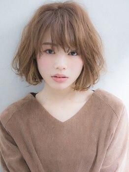 ウィービーパセリ(webeparsley by Johji Group)の写真/可愛い全体的なふんわり感も、毛先に動きが出ても、大人可愛いStyleが叶う♪