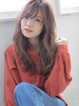アグ ヘアー シルエ 和泉府中店(Agu hair silje)質感×束感重視のナチュラルロング