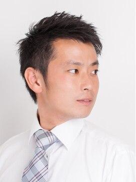 ヘアーアンドメイクアップ エムケイ(hair&make up MK)♪王道のソフトモヒヘア♪ byMK