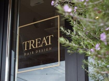 トリート(TREAT HAIR DESIGN)の写真