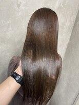 サロンドミルク 原宿(salon de MiLK)極艶髪!髪質改善 これでモテなきゃ僕のせいです!