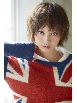 上野樹里 岸本セシル 相武紗季 髪型 ショートヘア パーマの女性芸能人髪型カタログ\u2026