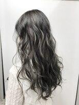 【Lien/渋谷/外国人風】赤みでお悩みの方必見☆ハニーヘア