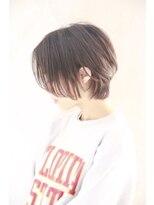コルト(HAIR&MAKE COLT)大人ショート×横顔美人