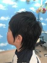 ヘアメイク オブジェ(hair make objet)キッズウルフ