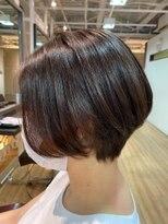 フレア ヘア サロン(FLEAR hair salon)ショートスタイル