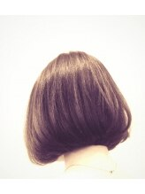 ヘアーデザインエスケープラス(HairDesign SK Plus)春ボブ