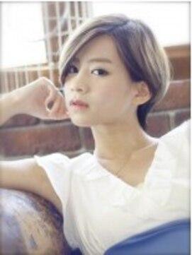リコ(Lico)Lico☆外国人風カラー大人ショートスタイルTEL0422275282