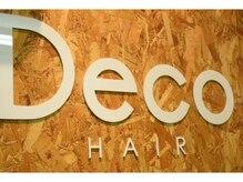 デコヘアー(DECO hair)の雰囲気(紹介が絶えない人気サロン☆)