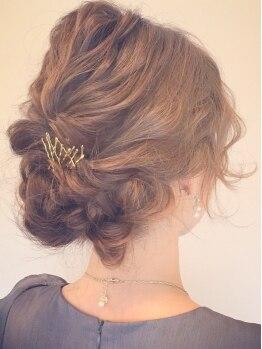 マルサンカクシカクプラスヘアー(〇△□+Hair.)の写真/センスの良さが◎いつもよりもっとかわいく☆周りとは一味違う、印象を変えるキュートなアレンジが人気♪