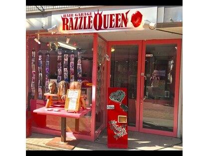 ラズルクイーン (RAZZLE QUEEN)の写真