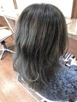 ヘアーステージエルコレクション(HairStageEll collection)バレイヤージュカラ―