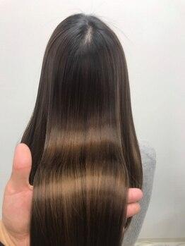 アクネ(ACNE)の写真/【話題のTOKIOトリートメント導入★】諦めかけていたダメージ毛の悩みを解決!髪本来の艶やかさに♪