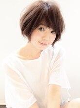 ウィービーパセリ(webeparsley by Johji Group)「WE BE PARSLEY」 大人かわいい 小顔 ショートボブ