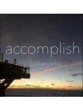 アコンプリッシュ 代官山(accomplish)accomplish