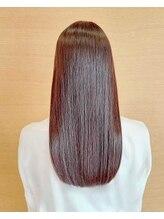 ボレーボレー(BOLLEY BOLLEY)【髪質改善】美髪エステカラー