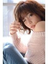 feminine×feather curl 【short】10