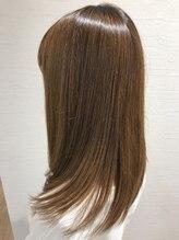 イナクト ヘアー(ENACT.hair)セミロング