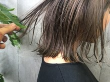 外国人のうぶ毛の様なツヤっぽさと透明感♪[RIMAでしか出来ない圧倒的な柔らかさと立体感]