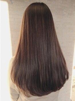 ヘアーアンドリラクゼーション ラシック(Hair&Relaxation LA.CHIC)の写真/丁寧なカウンセリングで髪の状態を見極めお悩みを改善!!一人ひとりに合わせたオーダーメイドケアをご提供☆