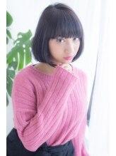 ヌディー(NUDII)★MATILDA風オシャレ雰囲気ショートBOB★