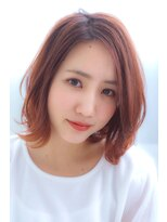 エルフォ(elfo)【elfo】髪が綺麗に見えるおすすめヘアカラー!ピンクブラウン